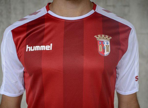 SC Braga firma parceria com a Hummel 1