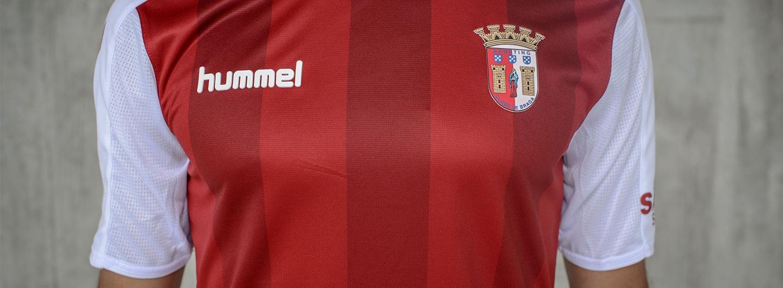 SC Braga firma parceria com a Hummel