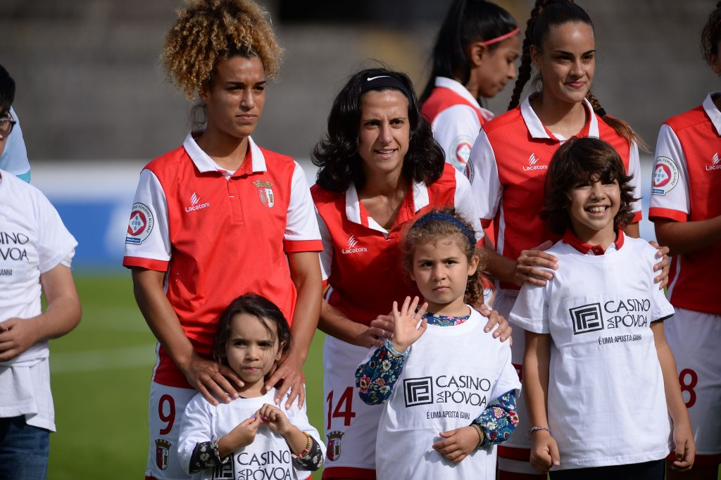 Dolores Silva regressa ao SC Braga