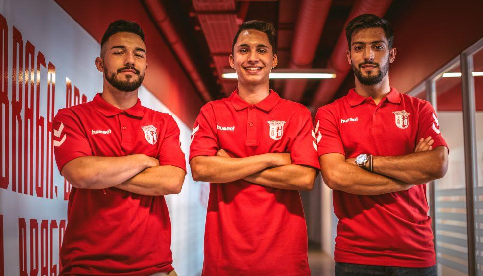 Quatro reforços para o Futsal 3
