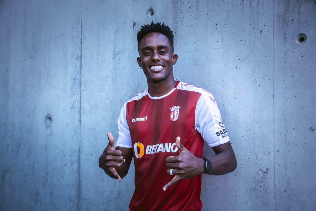 Caju reforça o SC Braga