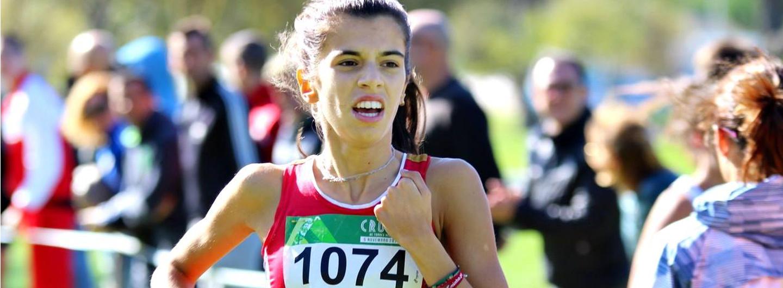Mariana Machado no Europeu Sub-20