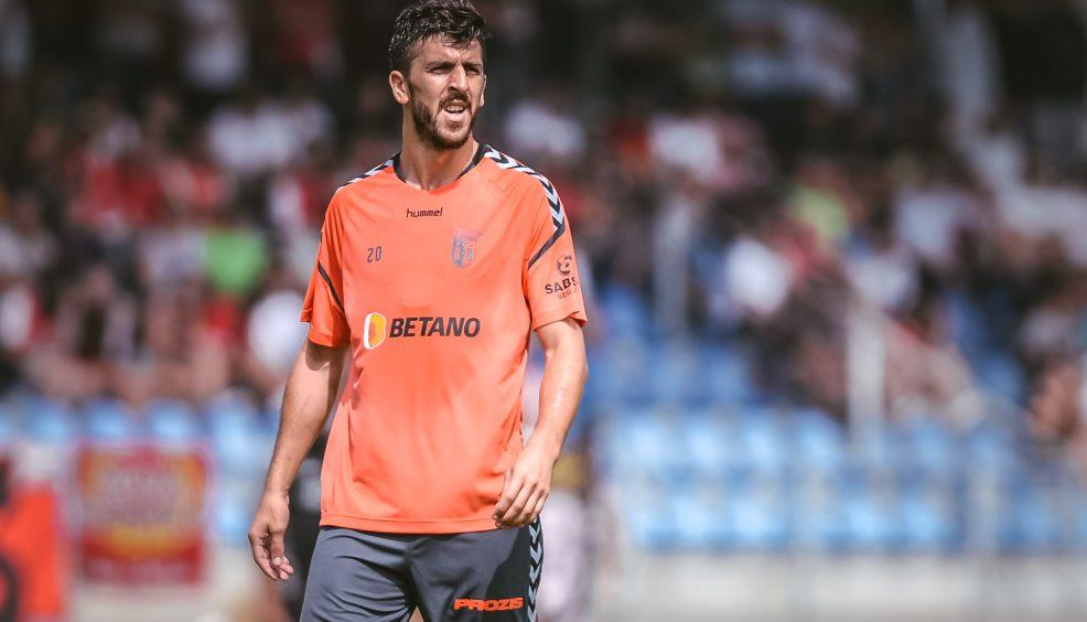 """Paulinho: """"Tivemos bons momentos de futebol"""" 8"""