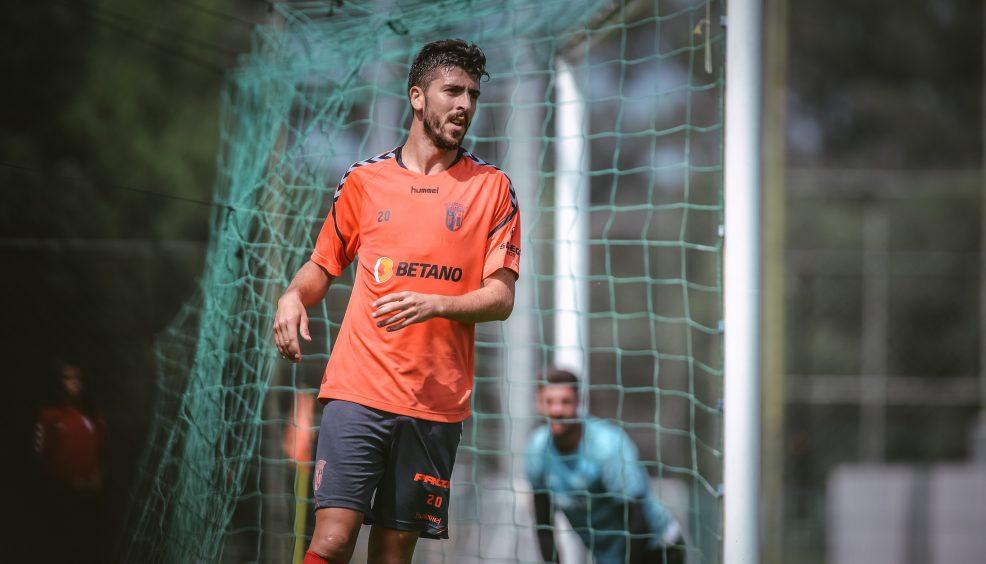 """Paulinho: """"Tivemos bons momentos de futebol"""" 7"""