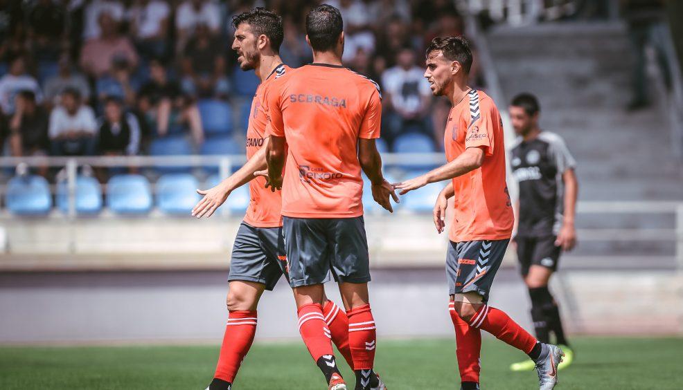"""Paulinho: """"Tivemos bons momentos de futebol"""" 2"""