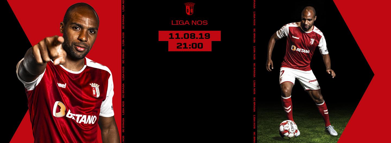 SC Braga x Moreirense FC 1