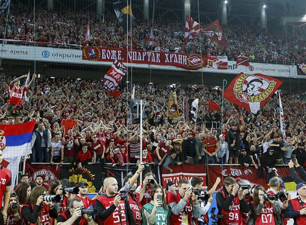 Spartak Moskva, o clube do povo 1