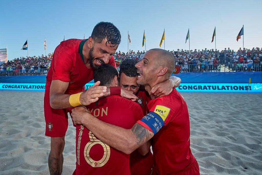 Quatro Gverreiros sagram-se campeões da Europa 5