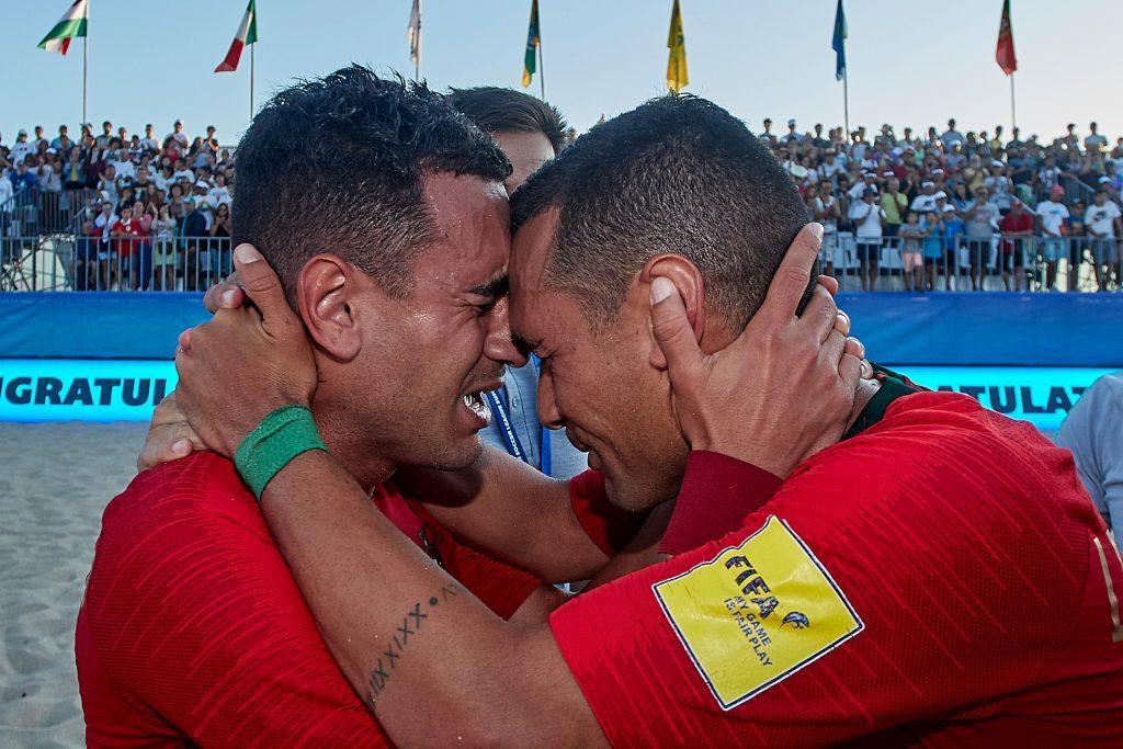Quatro Gverreiros sagram-se campeões da Europa 6