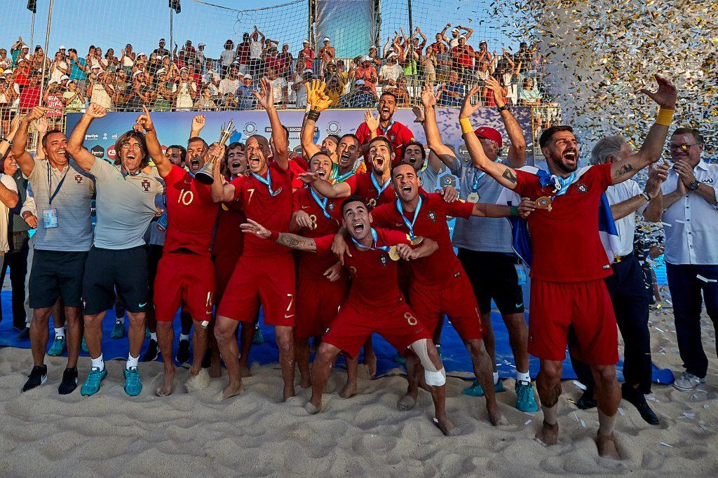 Quatro Gverreiros sagram-se campeões da Europa 4