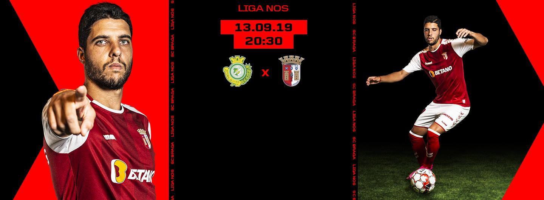 Vitória FC x SC Braga