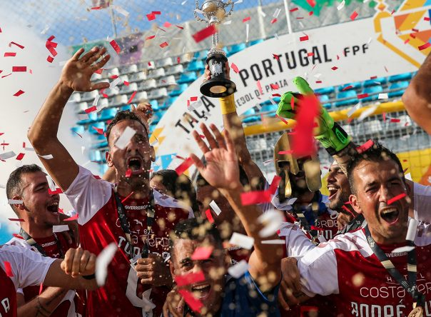 SC Braga vence Sporting CP e conquista primeira Taça de Portugal