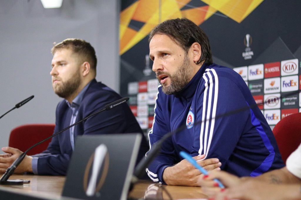 "Ján Kozák: ""SC Braga é favorito"""