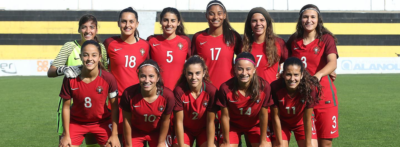 Ana Teles e Beatriz Barbosa brilham nas Sub-19 de Portugal 1