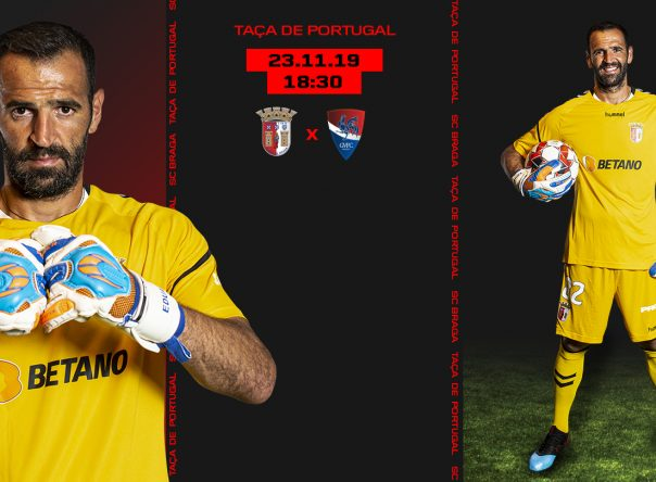 SC Braga x Gil Vicente FC