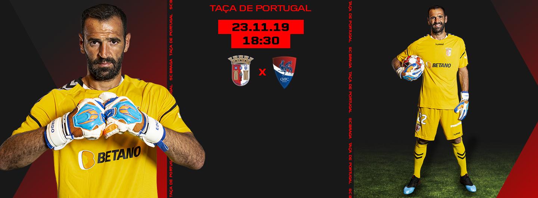 SC Braga x Gil Vicente FC 1