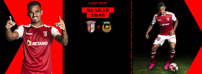 SC Braga x Rio Ave FC