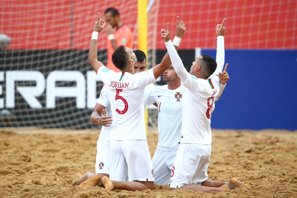 Portugal é Campeão do Mundo de Futebol de Praia 3