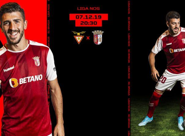 CD Aves x SC Braga