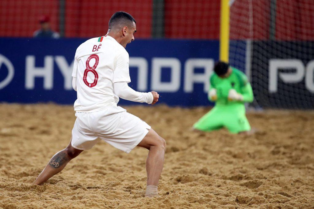 Portugal é Campeão do Mundo de Futebol de Praia 1
