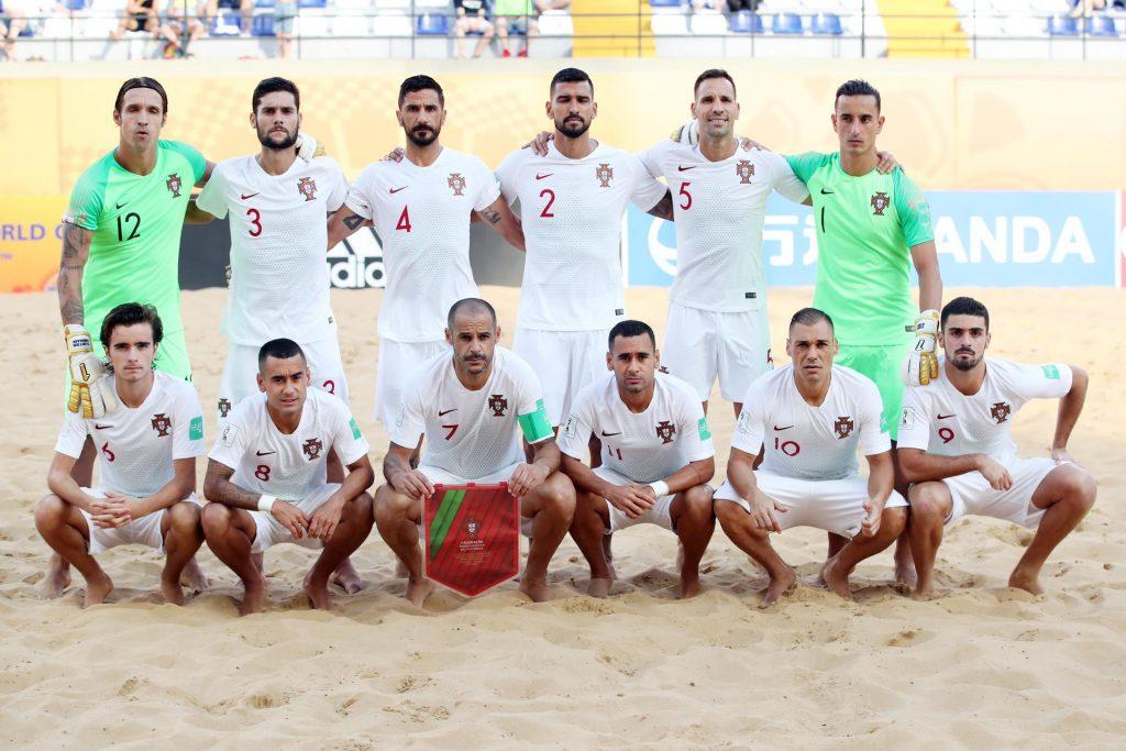 Portugal é Campeão do Mundo de Futebol de Praia 4