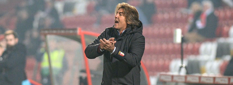 Sá Pinto: «Não merecíamos ser derrotados» 1