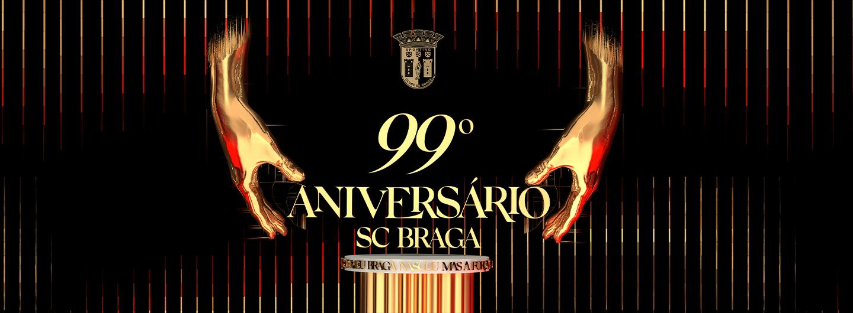 Programa do 99.º aniversário