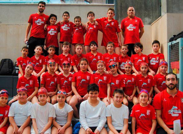 XXII Torneio de Natação de Cadetes