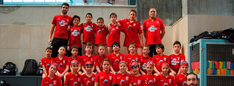 XXII Torneio de Natação de Cadetes 1