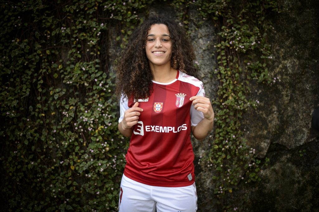 """Andreia Norton: """"O SC Braga é muito especial para mim"""" 2"""