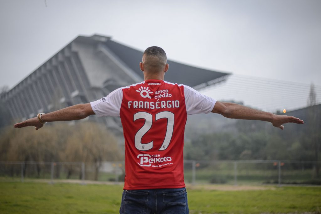 "Fransérgio: ""Quero conquistar mais títulos"" 2"