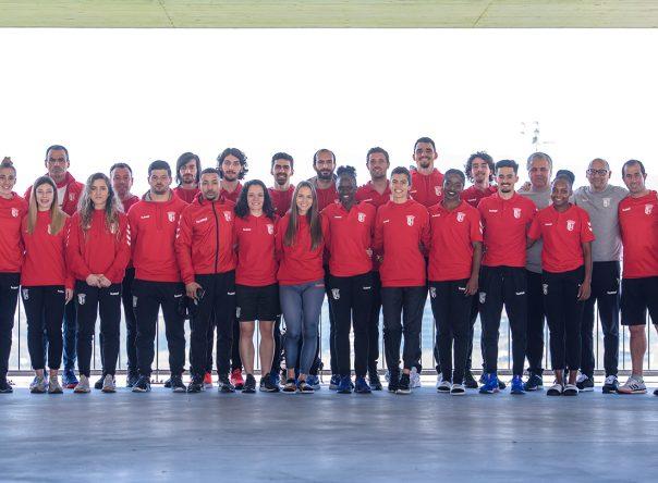 SC Braga brilha no Nacional de Pista Coberta