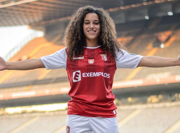 Andreia Norton reforça o SC Braga