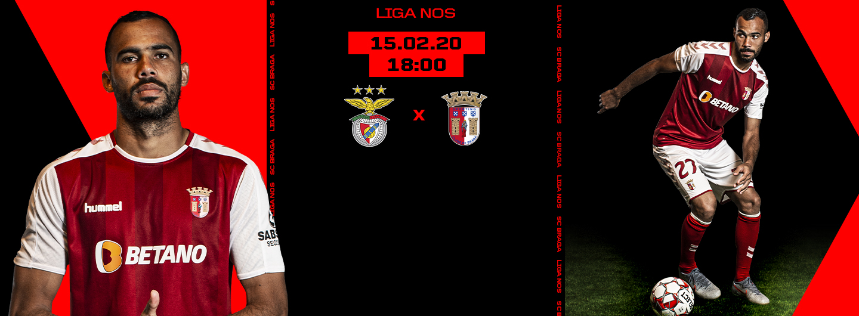 SL Benfica x SC Braga