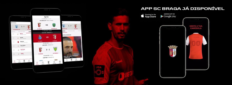App Oficial do SC Braga