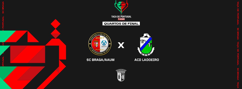 Futsal: Sorteio da Final Eight da Taça de Portugal 1