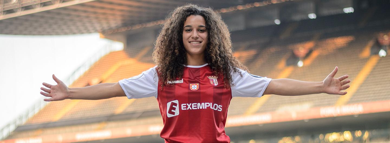 Andreia Norton reforça o SC Braga 1
