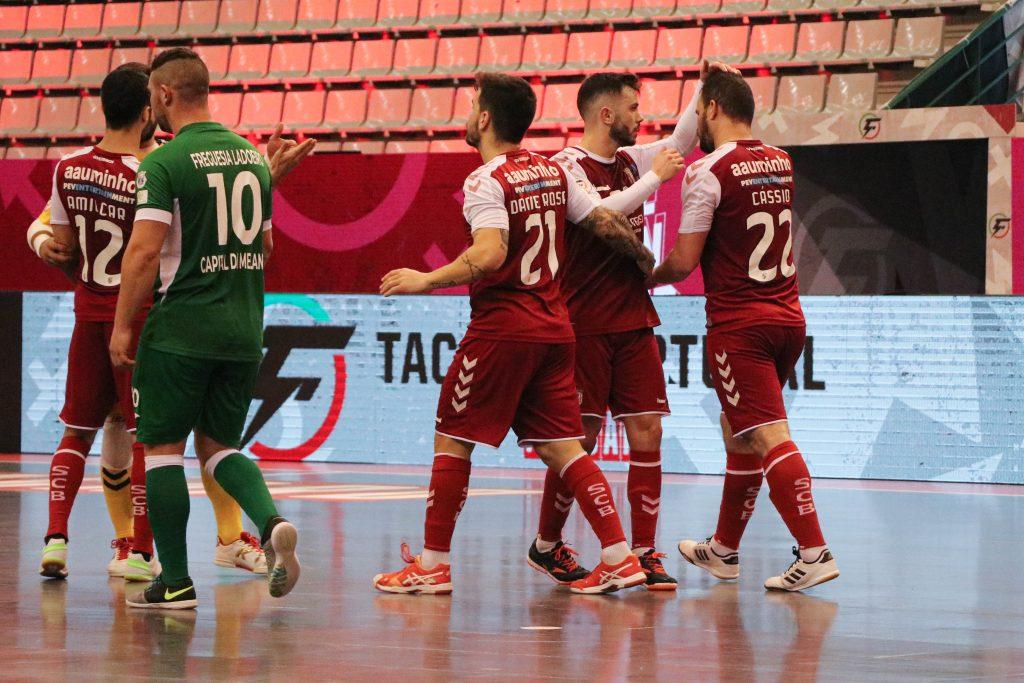SC Braga/AAUM apura-se para as meias-finais da Taça de Portugal 4