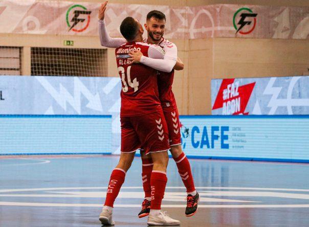 SC Braga/AAUM apura-se para as meias-finais da Taça de Portugal 1