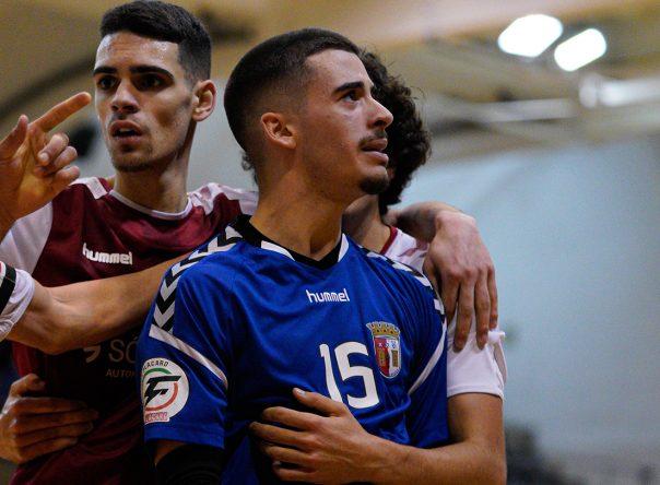 Futsal Sub-19: Gverreiros vencem Quinta dos Lombos