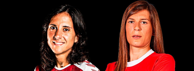 Dolores e Raquel Infante deixam mensagem de responsabilidade social