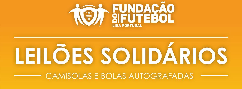 Liga promove leilões solidários 2