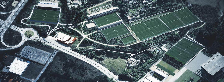 Cidade Desportiva: AG aprova 2.ª fase e Estádio do Centenário 1