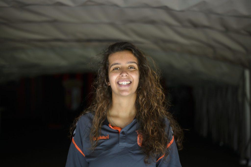 Luísa Pinheiro regressa ao SC Braga 1