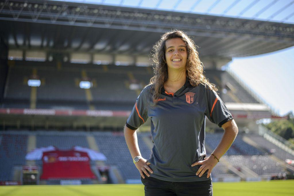 Luísa Pinheiro regressa ao SC Braga 2