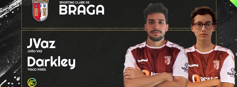 SC Braga nos quartos de final da Eliga Portugal 1