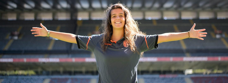 Luísa Pinheiro regressa ao SC Braga 7