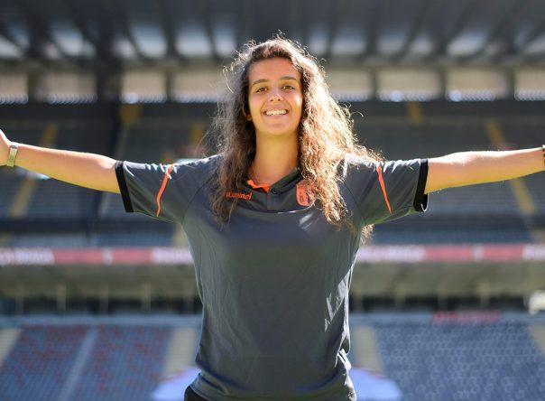 Luísa Pinheiro regressa ao SC Braga 6