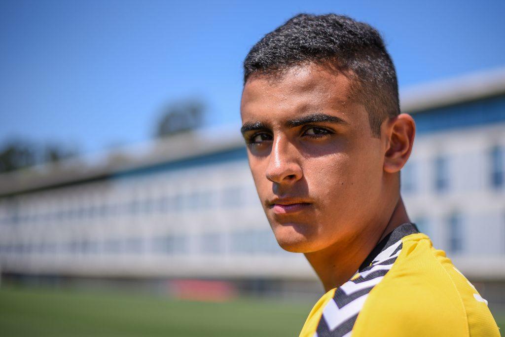 Bernardo Fontes reforça os Sub-19 5