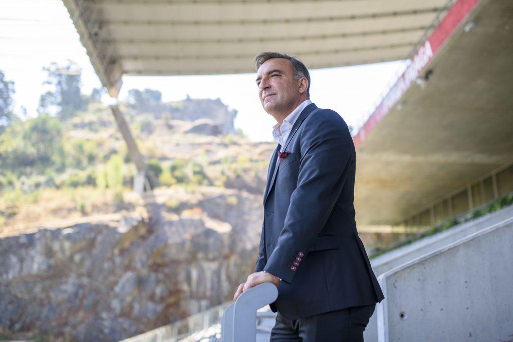 Carlos Carvalhal é o novo treinador do SC Braga 3